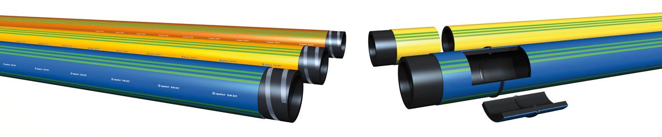 Extena SLM 3.0 och SLM DCT med skyddande mantel och funktionskontroll