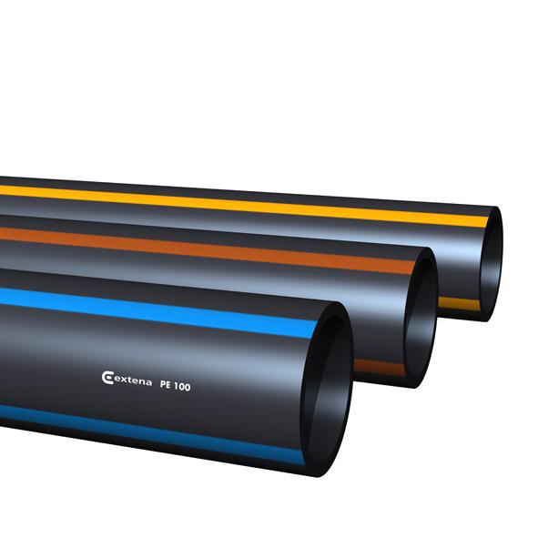 Extena polyetenrör PE100 RC